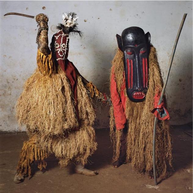 Phyllis Galembo African Masks Tangible Spirits